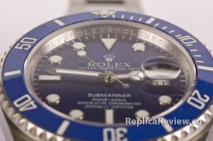 fake rolex replica submariner blue color
