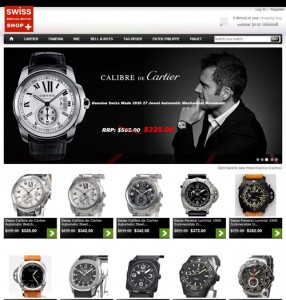 swiss fake watches shop