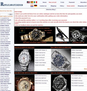 imitation watches site