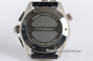 TAG Heuer Caliber 36 back