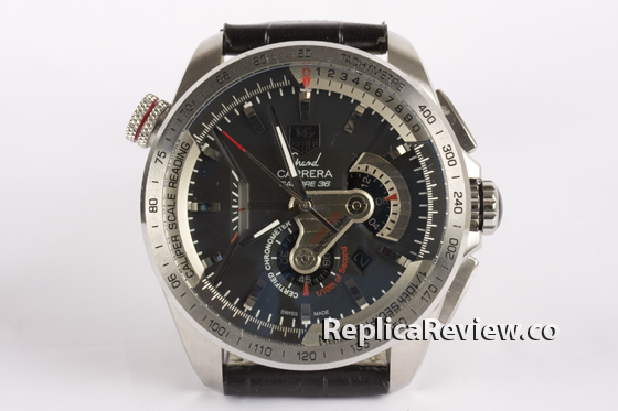 Fake Tag Heuer Carrera Front