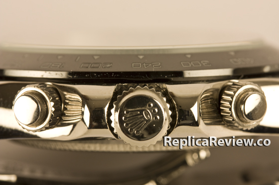 Replica Daytona Crown and Buttons