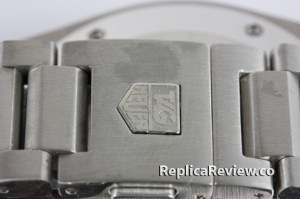 TAG Heuer Carrera Calibre 17 fake watch band clasp