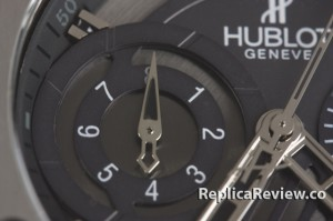 knockoff Hublot King Power dial