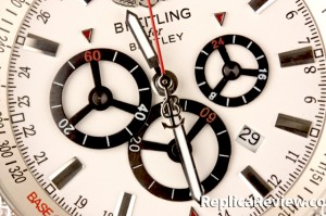 replica breitling bentley barnato racing dial
