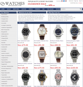 Perfect Replica Watches UK