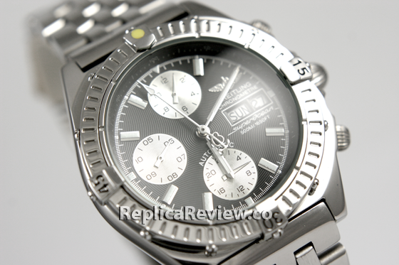 Breitling Knockoff closeup image
