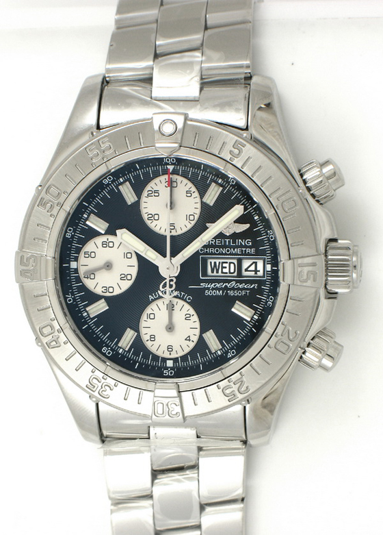 Genuine Breitling Super Ocean