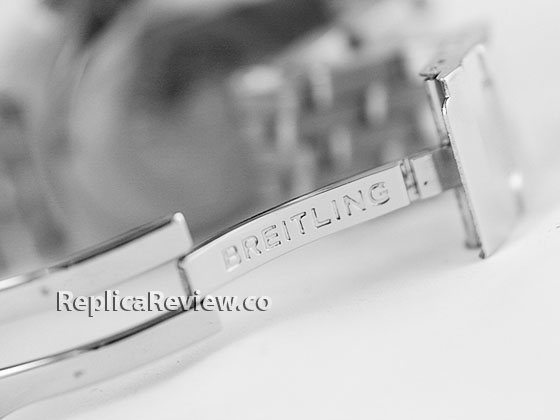 Fake Vintage Breitling a13055 Clasp