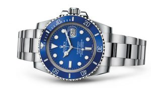 Genuine Blue Submariner