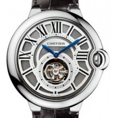 Cartier Flying Tourbillon Replica