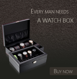 Watch Boxes store