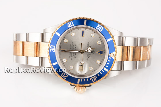 Fake Rolex Submariner watch model 16613