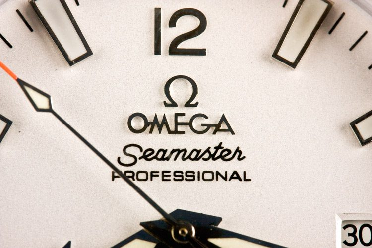 White Ceramic Omega Replica watch