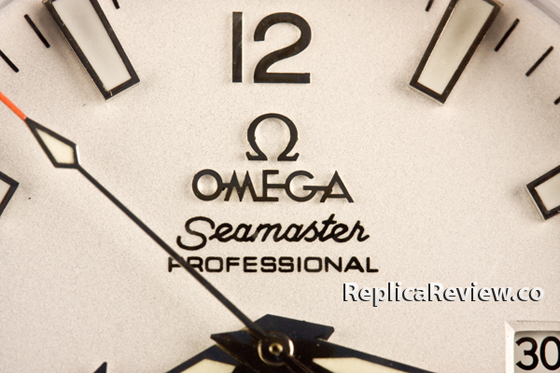 Fake Ceramic Omega Seamaster White 2