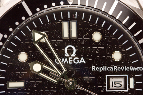 Omega Replica Seamaster James Bond 3