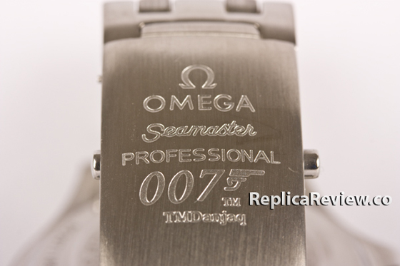 Omega Replica Seamaster James Bond 7