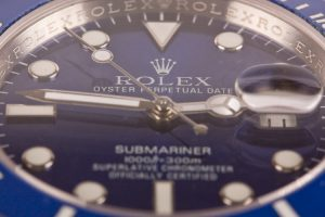 Blue Dial Submariner Replica watch