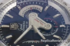 fake TAG Heuer Caliber 36 second hand