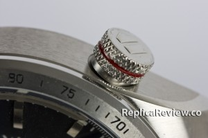 fake TAG Heuer Caliber 36 winding crown