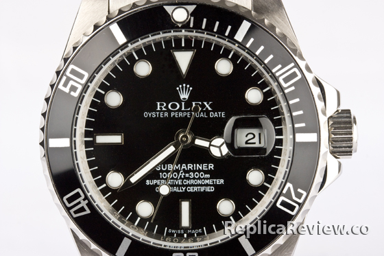 Black Submariner Replica (3)