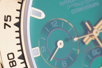 Green dial rolex daytna replica watch