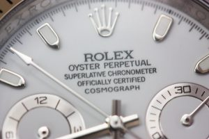 White Rolex Daytona Replica Watch