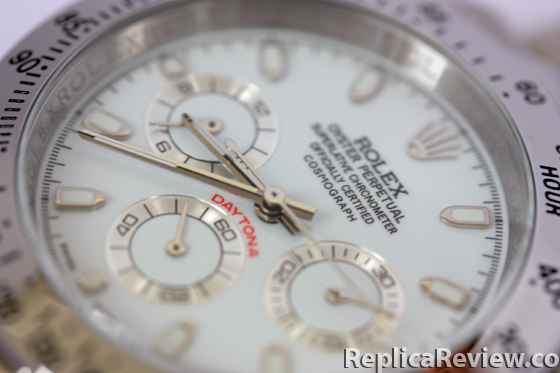 White Dial Daytona Replica 5