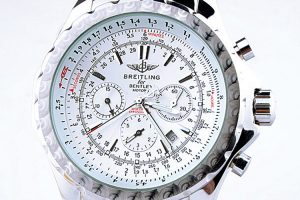 White Dial Breitling For Bentley A25362 Replica Watch