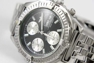 Fake Breitling Super Ocean Chronograph Watch