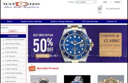 Goodwatches.cn store homepage