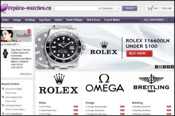 Replicawatches.cn homepage