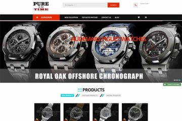 purse time store homepage