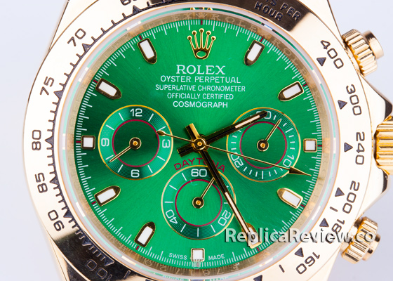 fake daytona dial