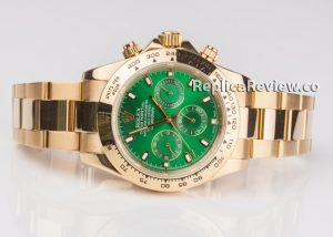 gold daytona knockoff watch