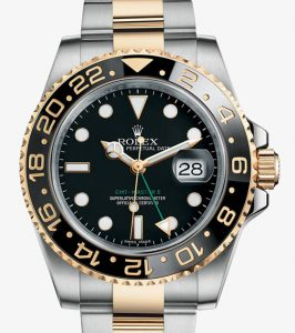 Authentic GMT Master Watch