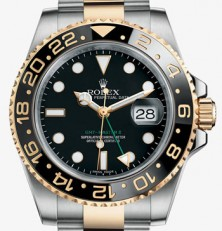 Rolex GMT II Two Tone Replica