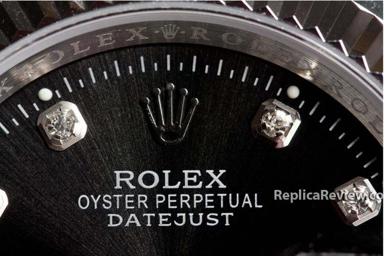 fake rolex vrown on watch imitation dial