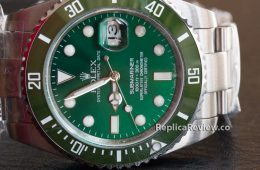 ceramic bezel green rolex submariner imitation watch
