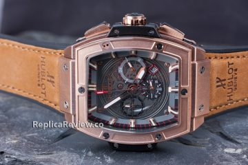 black dial hublot replica watch